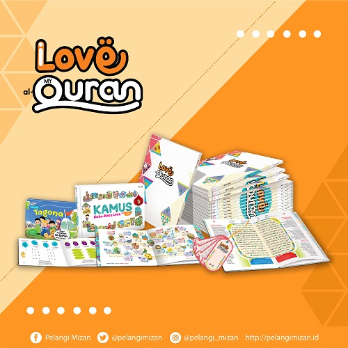 I Love My AlQuran